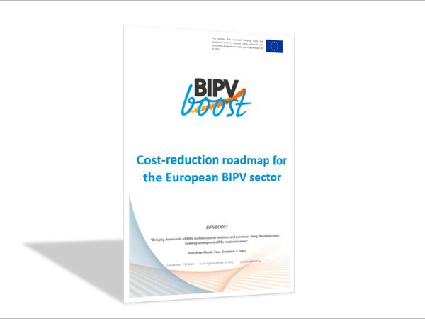 Cost-reduction roadmap for the European BIPV sector