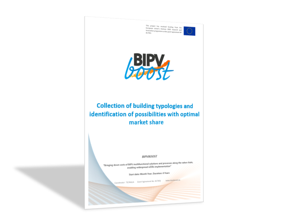 Collection of building typologies and identification of possibilities with optimal market share